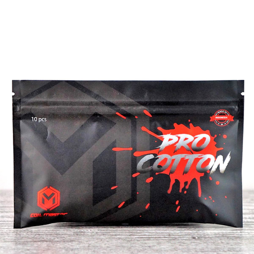 Coil Master Pro Cotton Wickelwatte